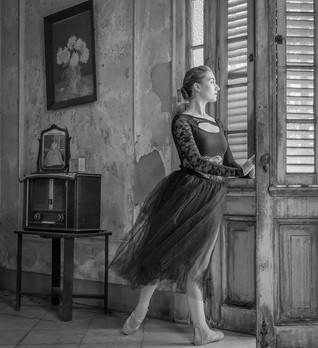 Daydreaming by Jenny Baker