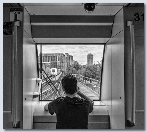 Vancouver-Sky-Train