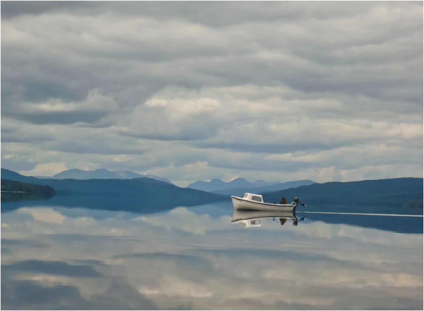 14 Reflections on Loch Rannoch