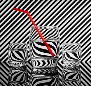 2nd Zebra Tumblers