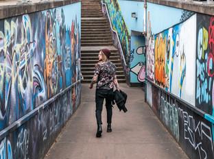 Graffiti by Mike Gillan