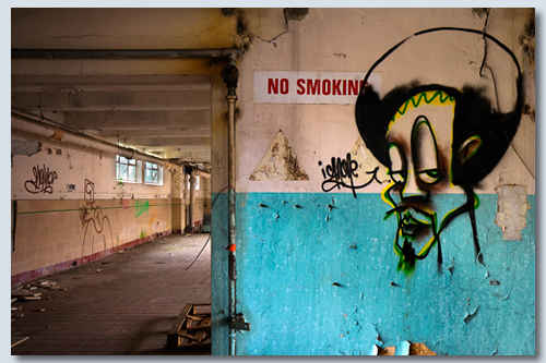 No Smoking by Sheila Haycox