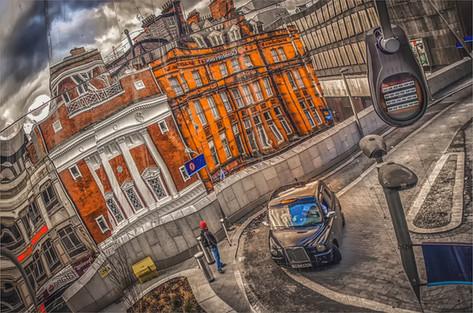 New Street Reflectgions by Christine Chittock