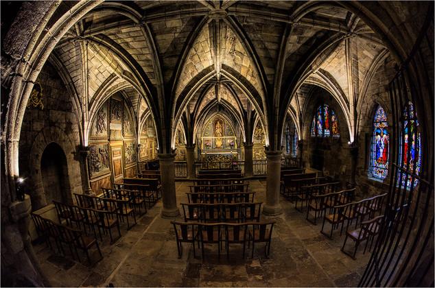 Abbatiale St.Saveur by John Wickett