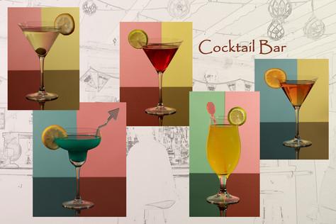 Cocktail Bar by Peter Hyett