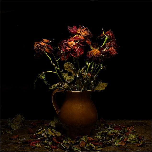 Bring Me Dead Flowers by John Wickett - 16 points