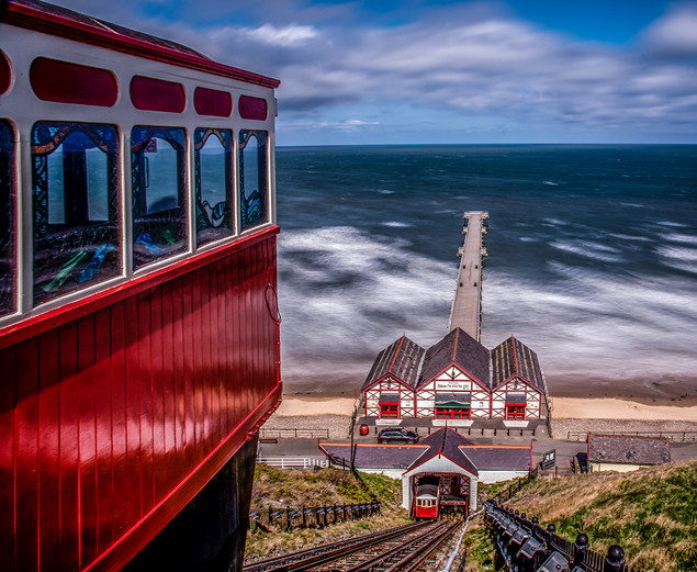 Saltburn by the Sea by Derrick Holliday - 16 points