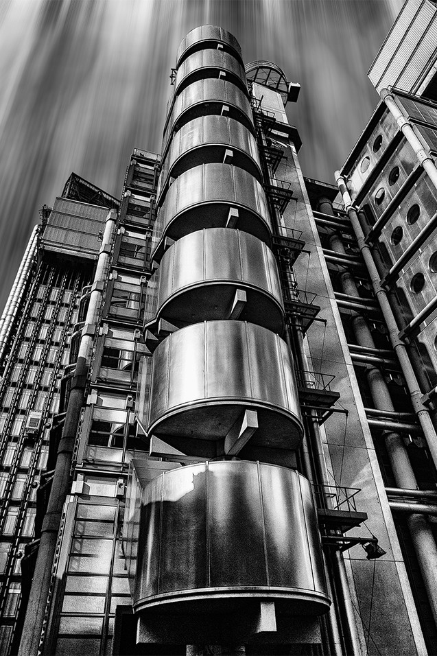 1st Lloyds Building by Ian Bateman