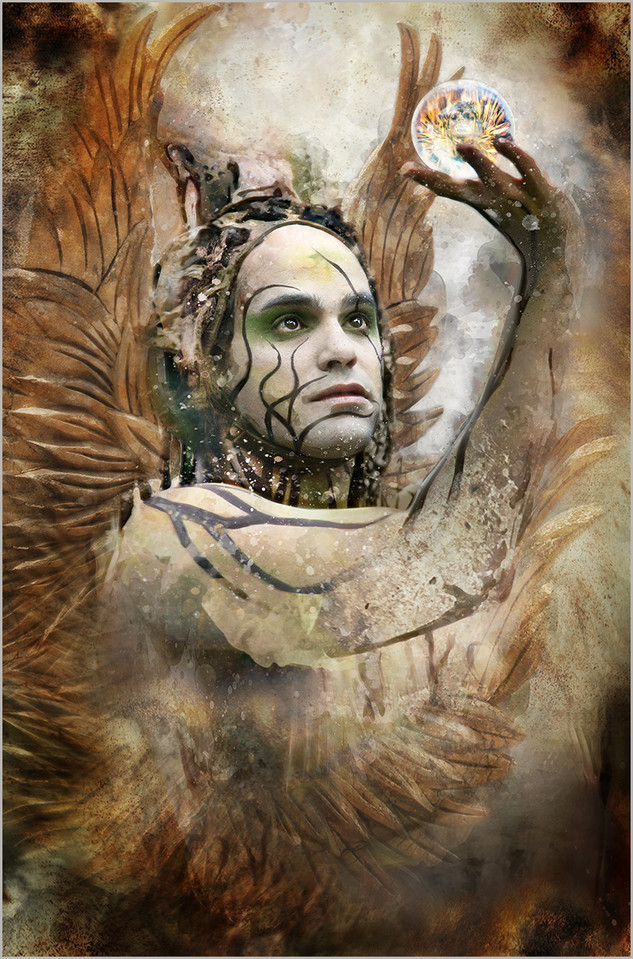 The Seer by Ian Bateman