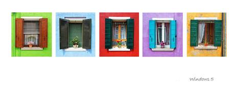 Windows 5 by John Wicket