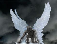 Fallen angel by Elaine Bateman