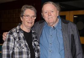 Barbara & Malcolm