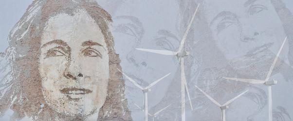 Windmills of Your Mind by Sheila Haycox
