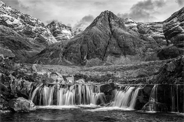 Fairy Pools by Dave McHutcnison