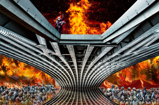 H/C - Highway to Hell by Ian Bateman