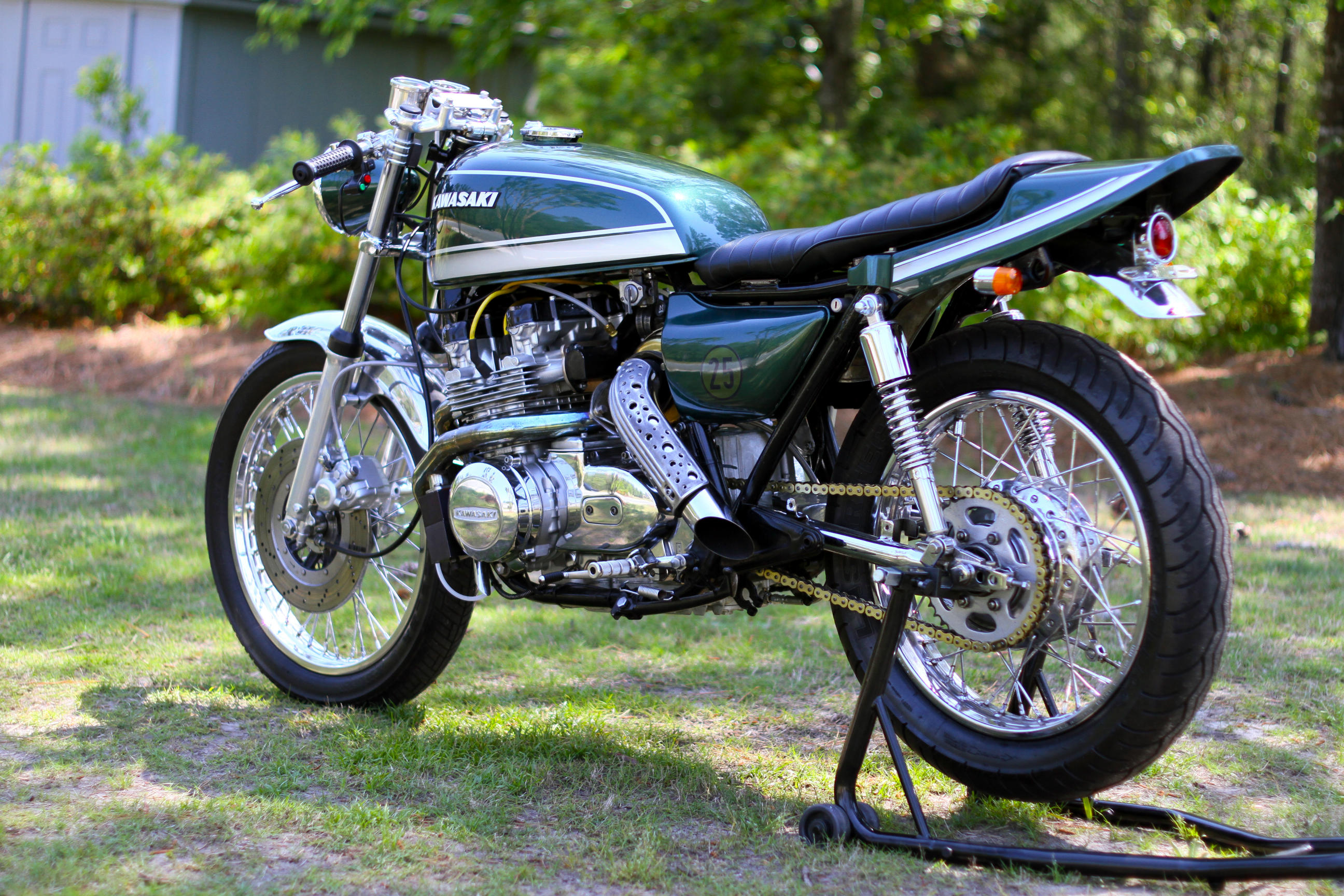 Kawasaki KZ650 Turbocharged