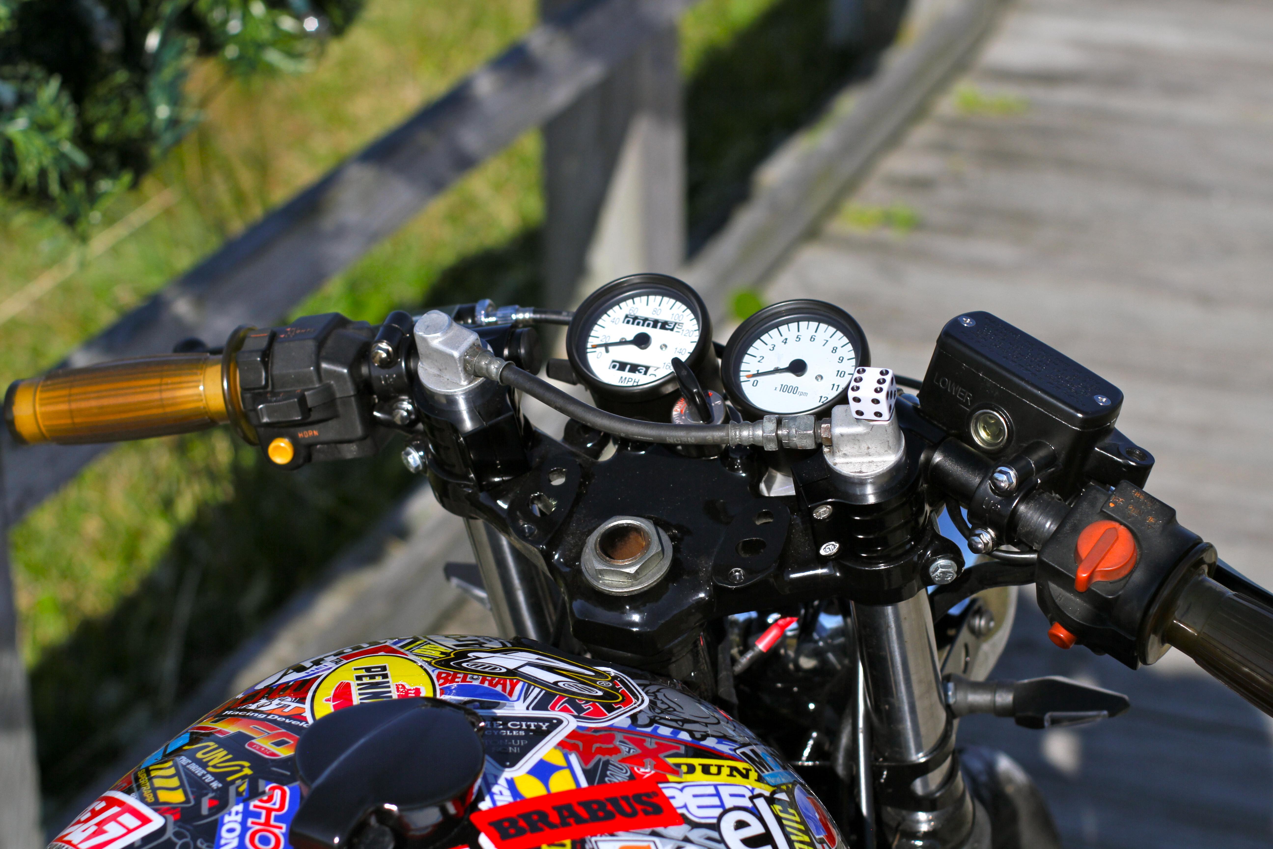 Honda CB750 Cafe' Racer