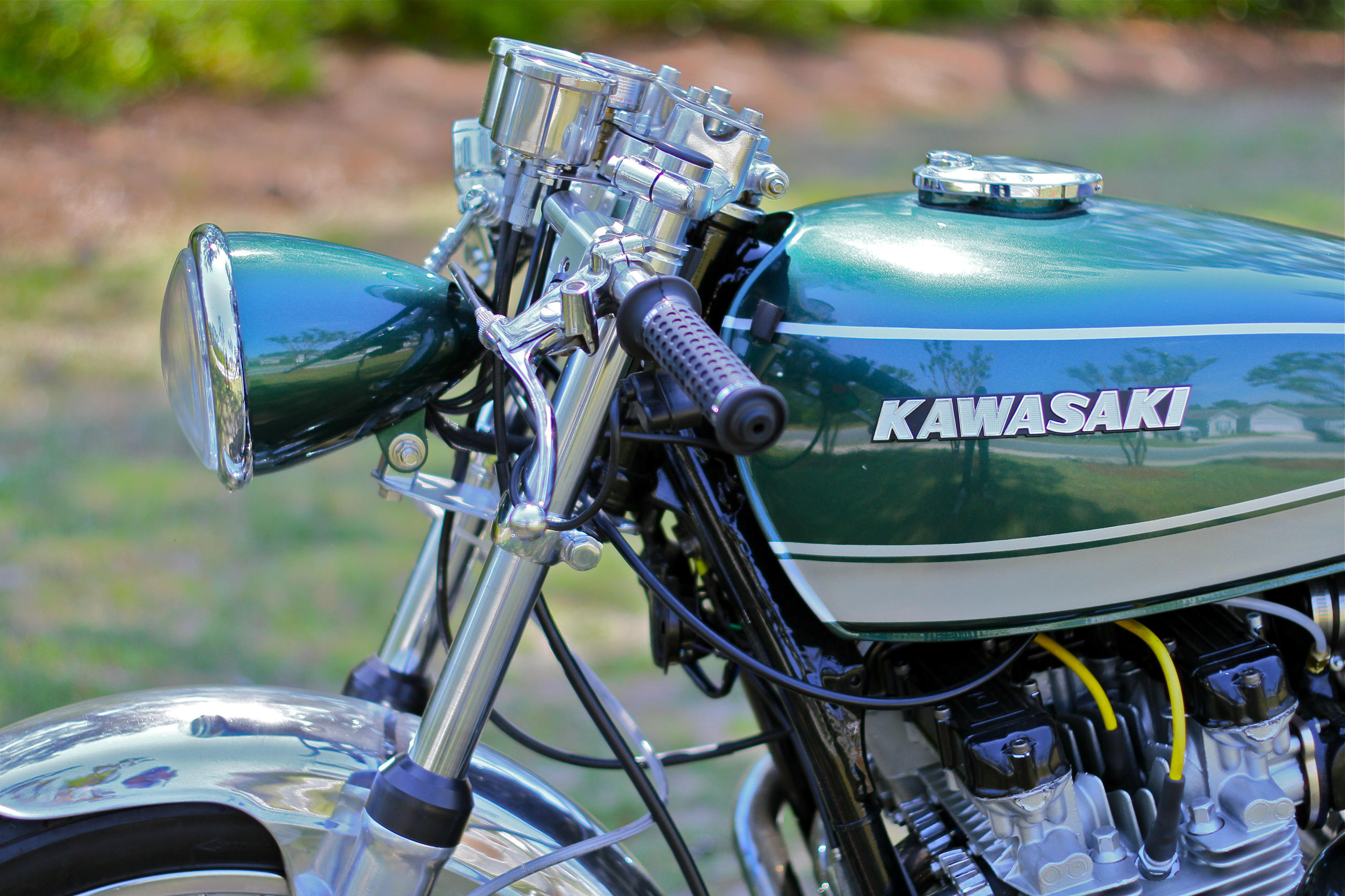 Kawasaki KZ650 Turbo - $12,000