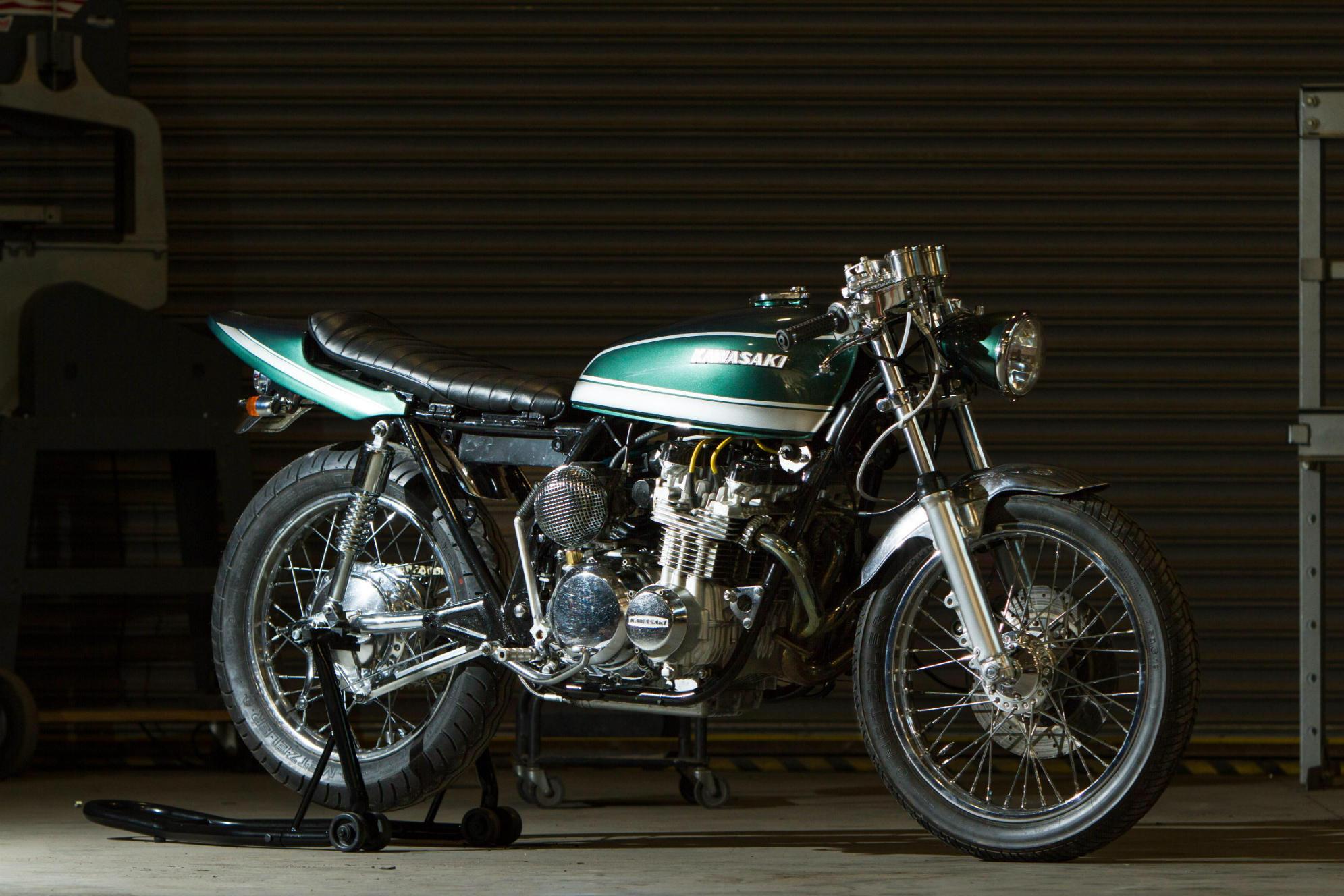 Kawasaki KZ650 Turbocharged