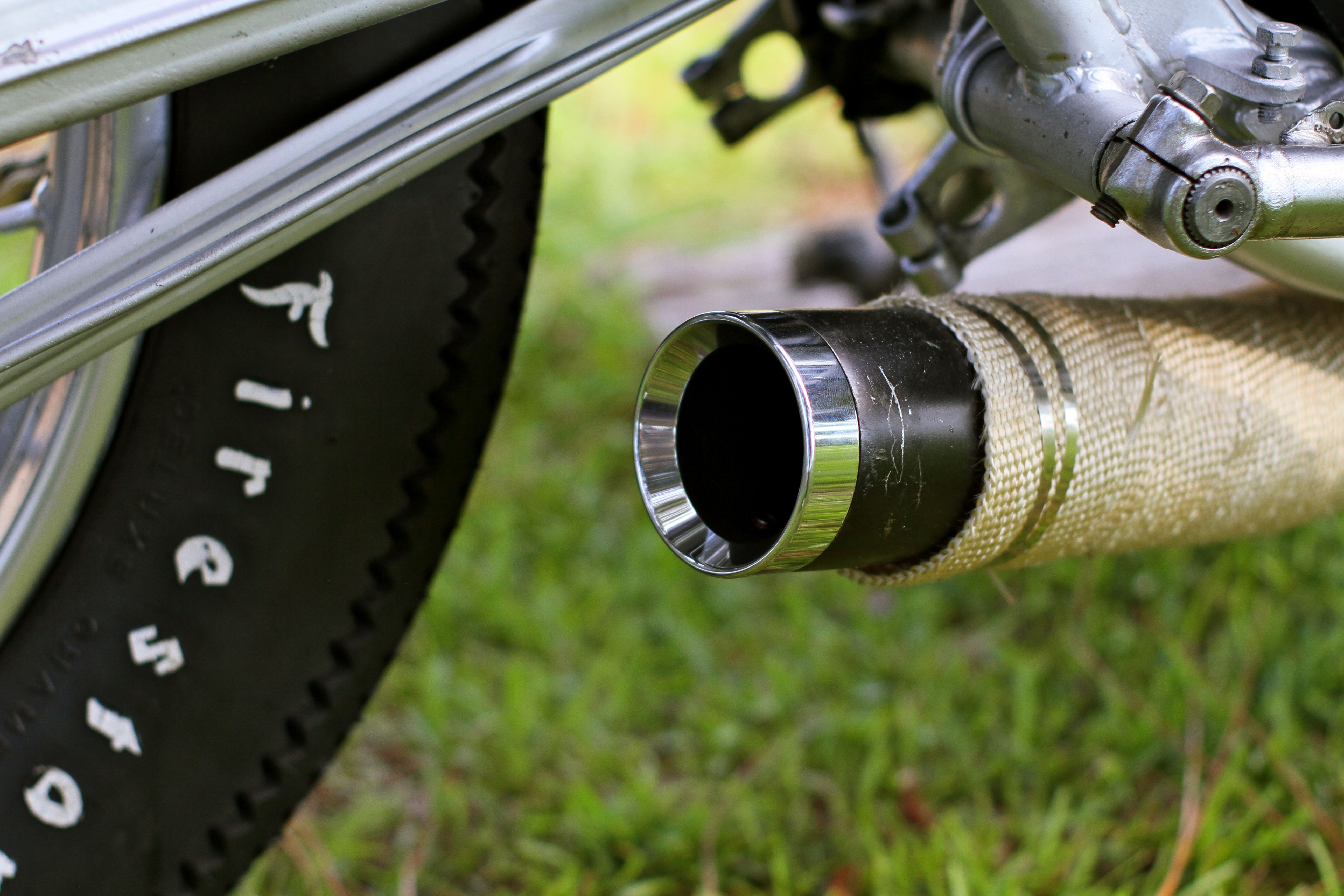Honda CB750 SOHC