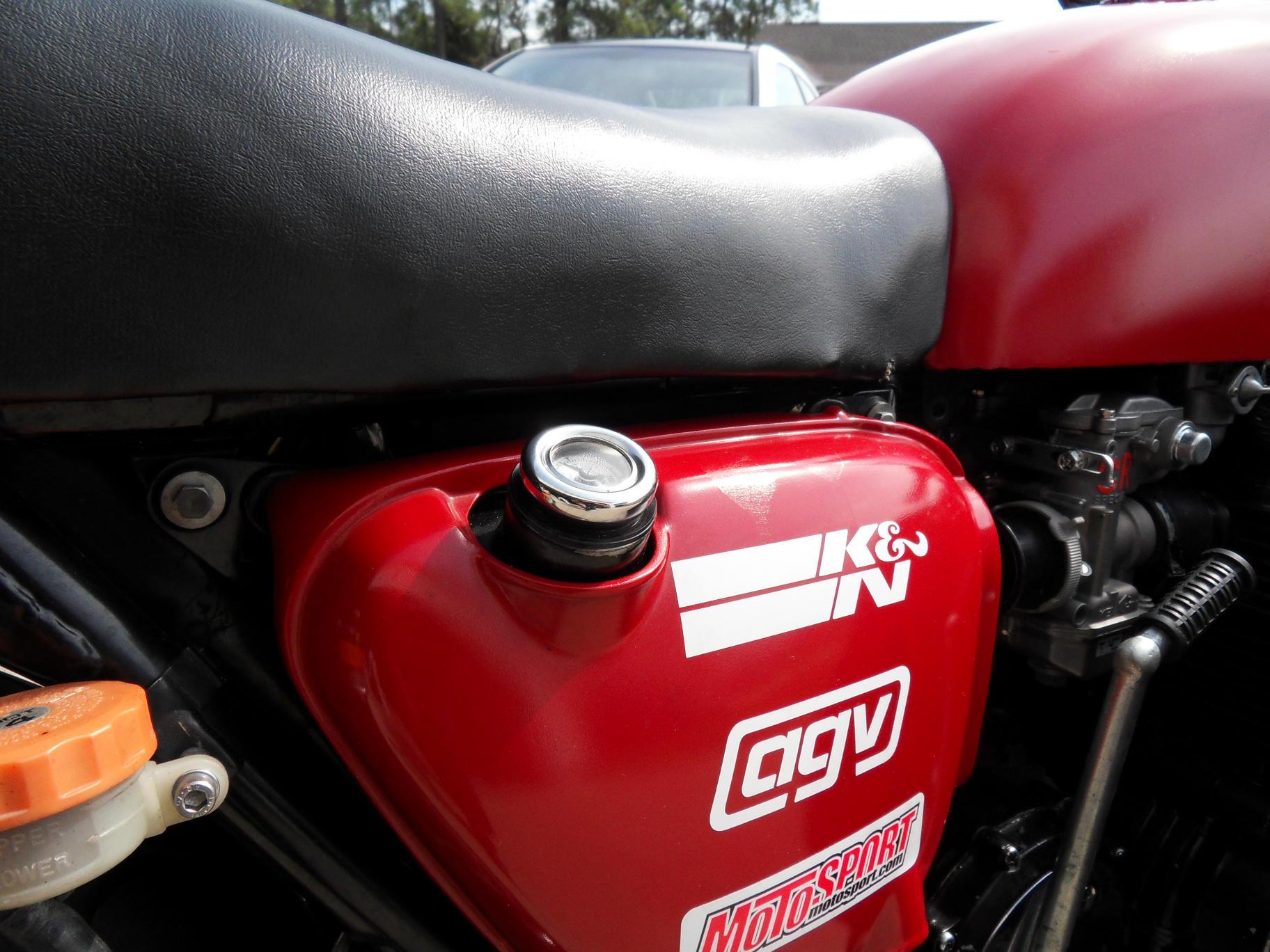 Honda CR750