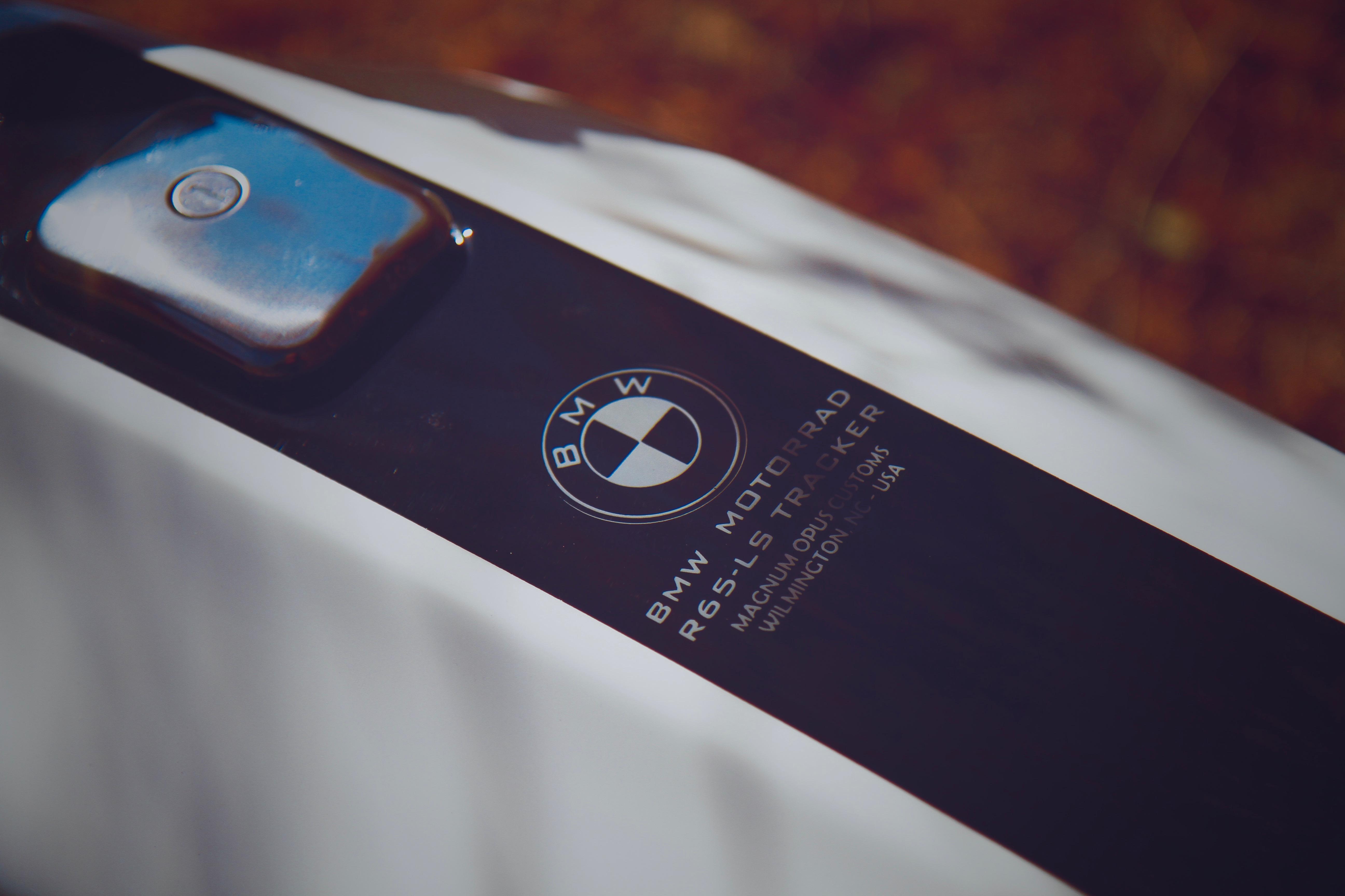 BMW R65-LS