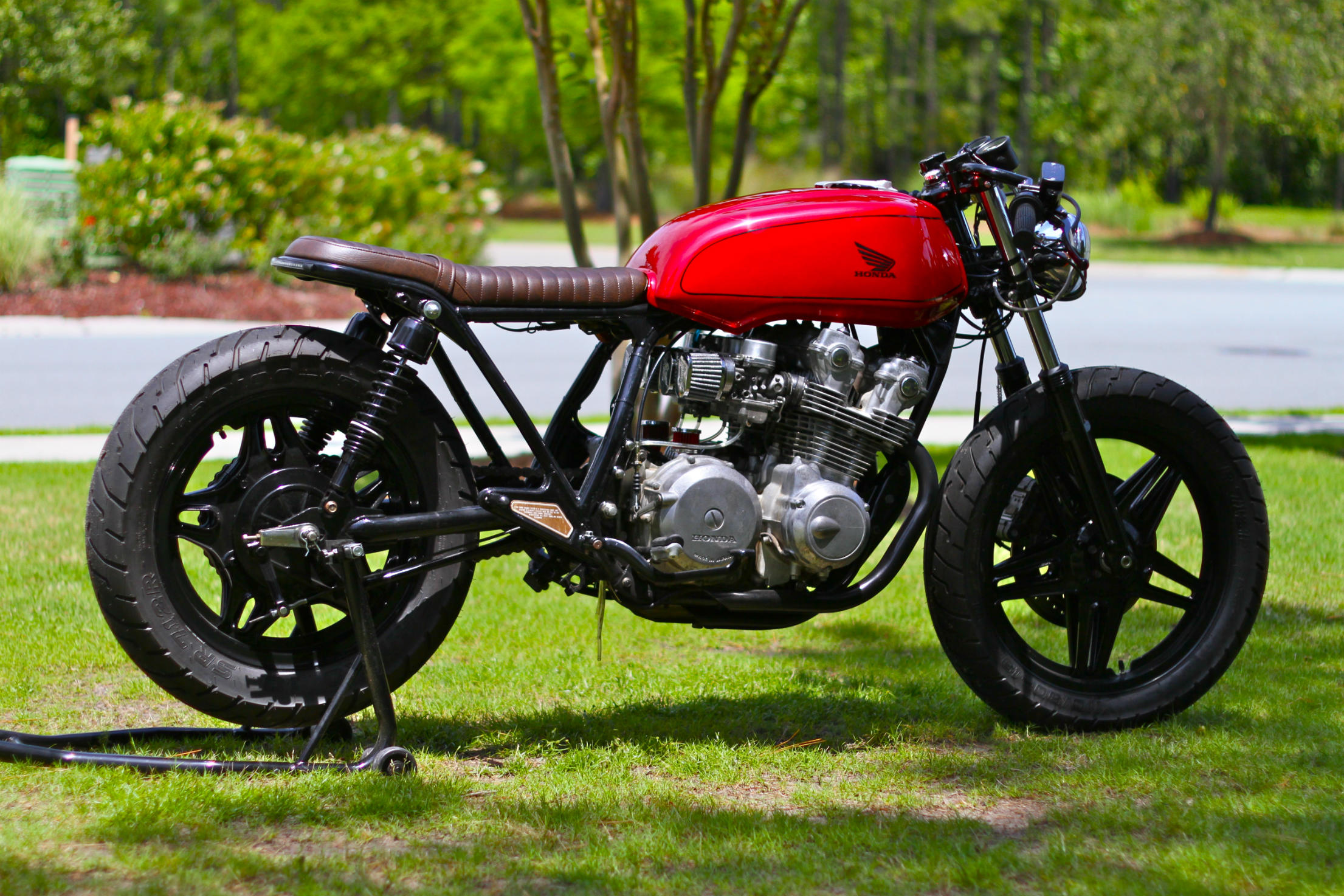 Honda CB750 - Starting at $8.500