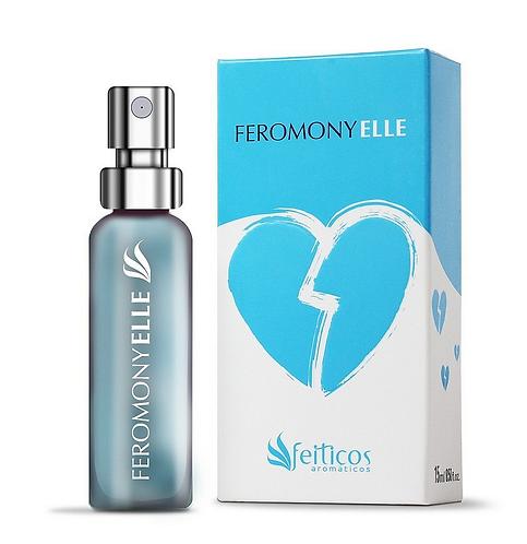 Perfume Afrodisíaco Feromônio Elle - 15 ml