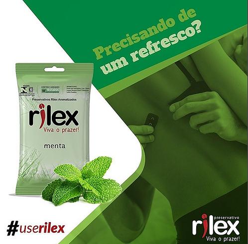Preservativo Rilex - Menta