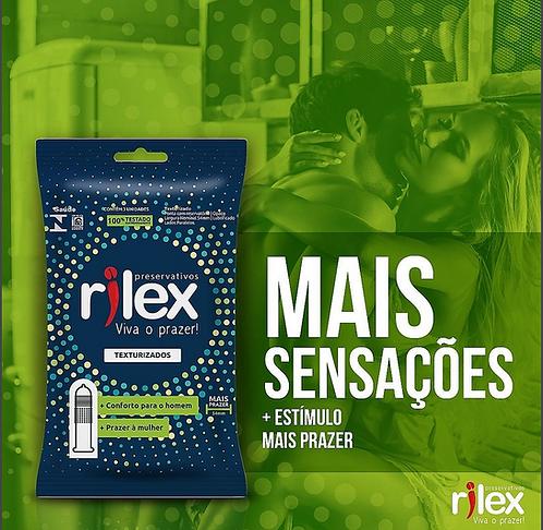Preservativo Rilex - Texturizada