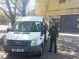 Free Mini Bus