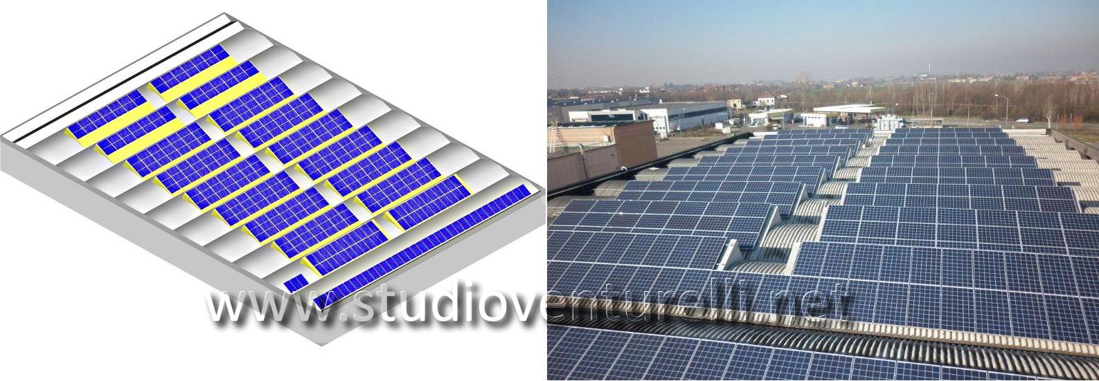Impianto FTV da 89,7 kW