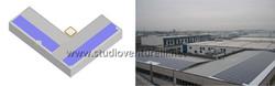 Impianto FTV da 91,02 kW