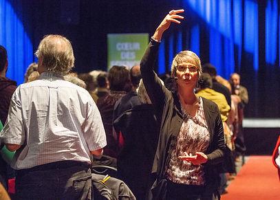 Coeur des sciences - Conference