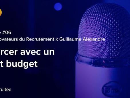 """Podcast """"les innovateurs du recrutement"""" avec Recruitee"""