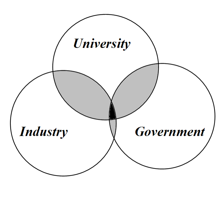 Triple Helix Model Innovation Wirtschaft Wissenschaft Staat