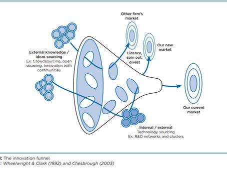 Innovationsprozesse zwischen Wissenschaft und Industrie-diese Rolle spielen Forschungskooperationen