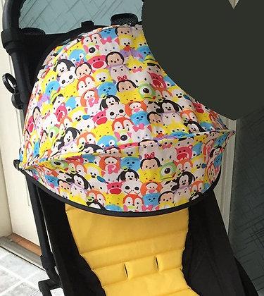 Текстиль для коляски (капюшон)