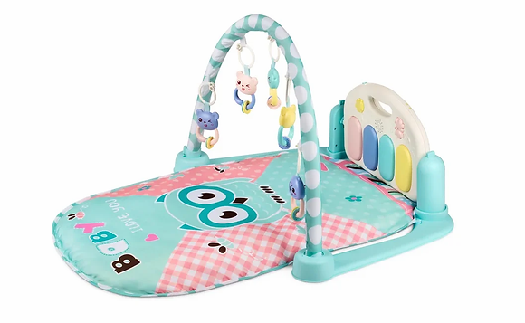 Развивающий коврик для детей NIGHT OWL