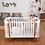 Thumbnail: Кроватка-трансформер Happy Baby MOMMY LUX