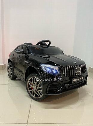 Mercedes-benz glc63 coupe S