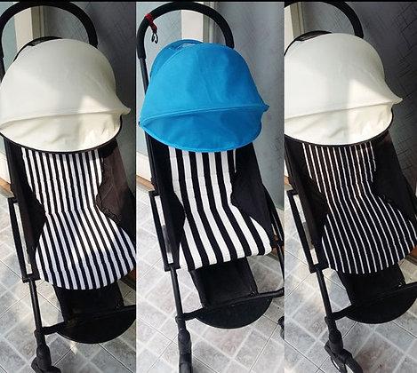 Текстиль для коляски (матрасик)