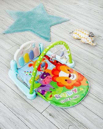 Развивающий коврик для детей AMAROBABY CUTE LION