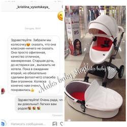 коляска 2 в 1 Hot mom Хабаровск