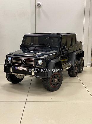 Mercedes g63 6х6 2-хместный