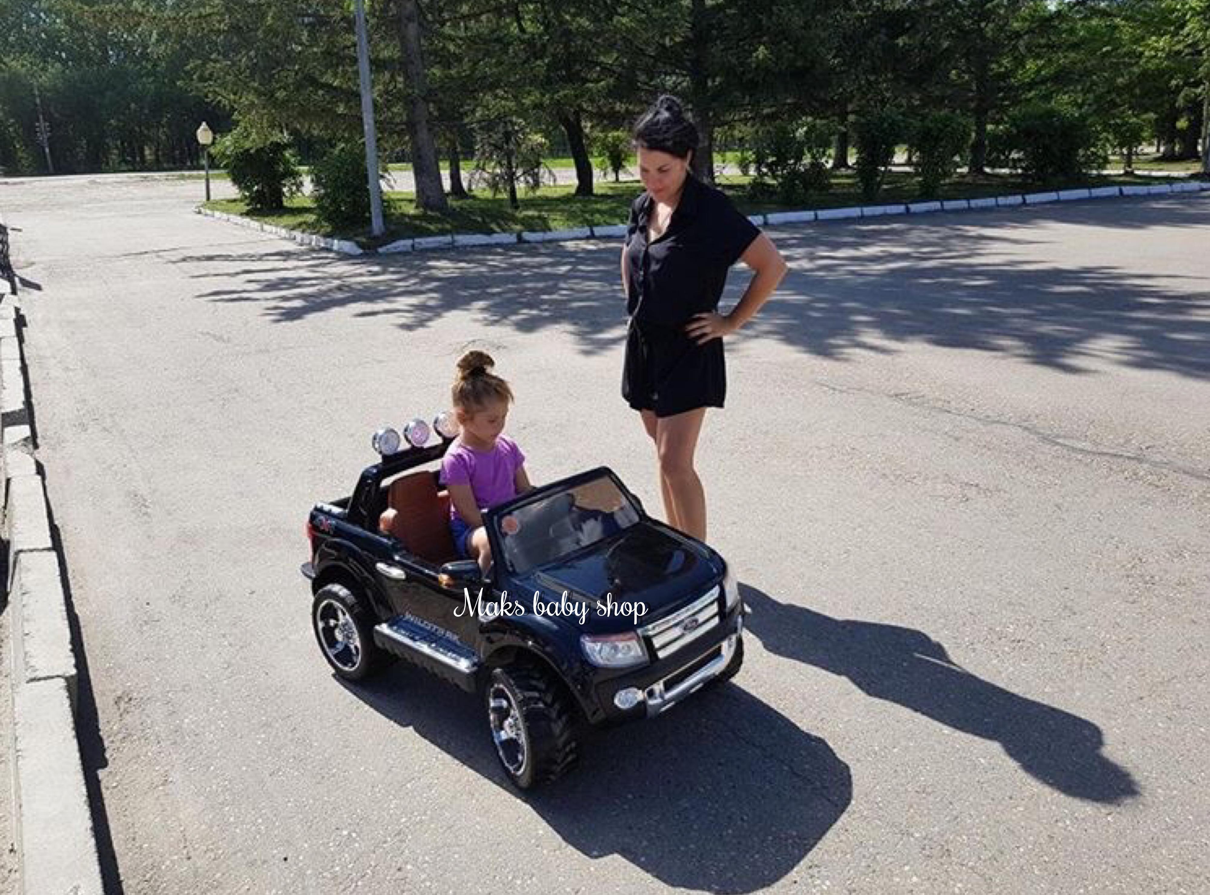 детский электромобиль хабаровск