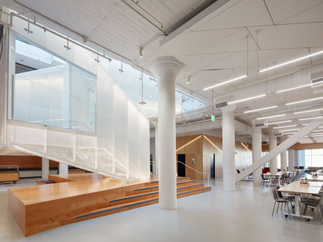 Architizer | Pinterest HQ