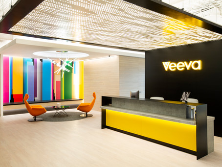 Veeva Barcelona HQ featured in Office Snapshots