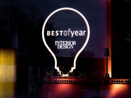Interior Design | Best of Year Award 2016