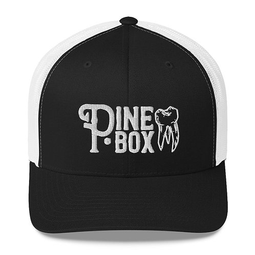PINE-BOX HAT!